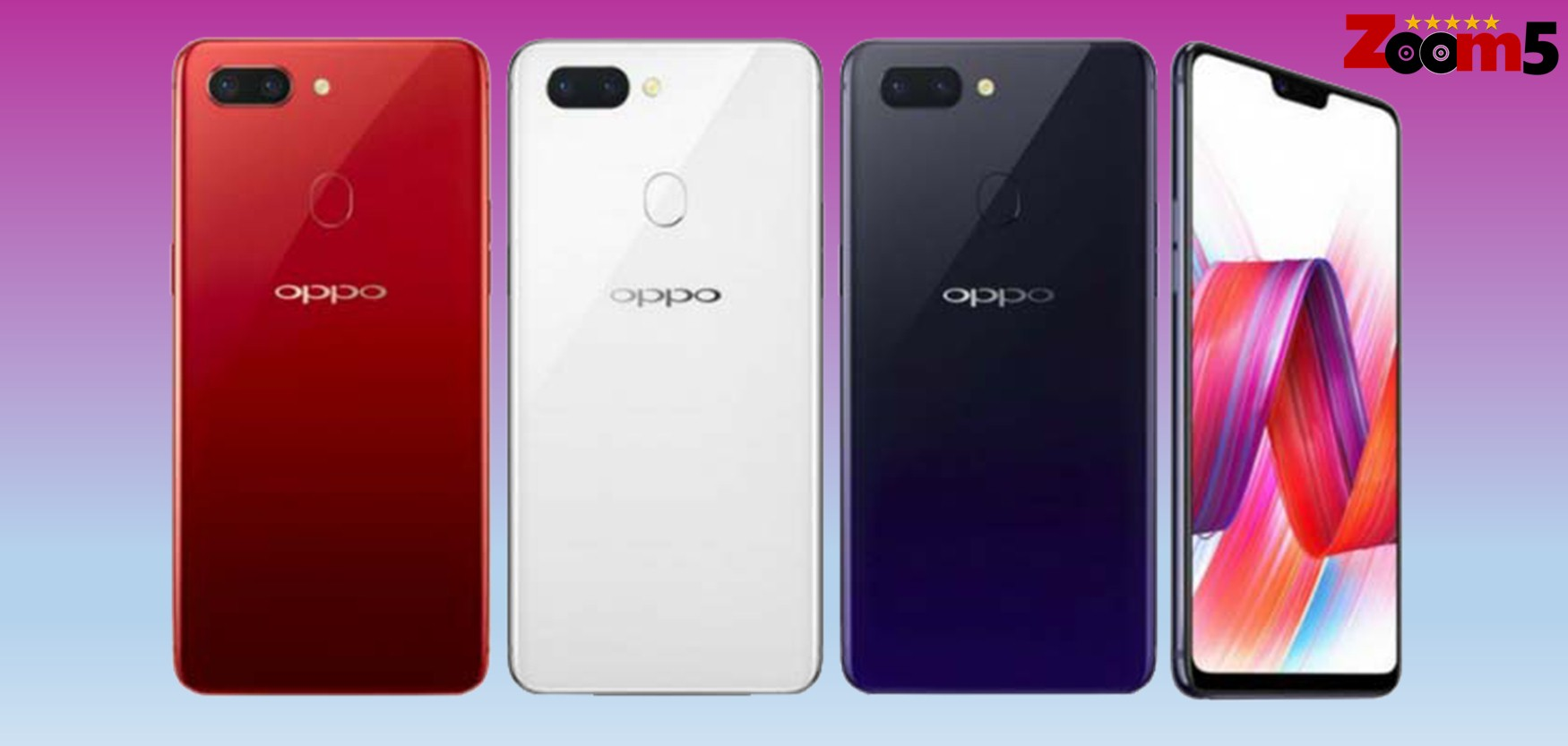 Oppo f7 colors