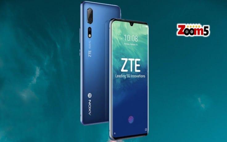 هاتف Axon 10 Pro 5G ZTE