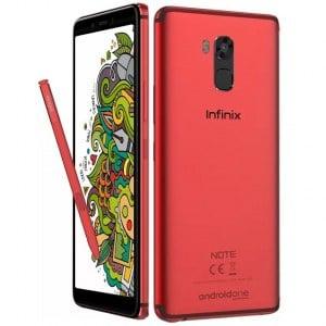 سعر ومواصفات Infinix Note 5 Stylus بالتفصيل