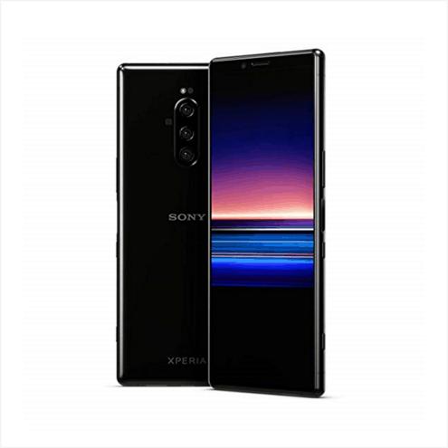 سعر ومواصفات Sony Xperia 1 سونى إكسبيريا ون - زووم فايف