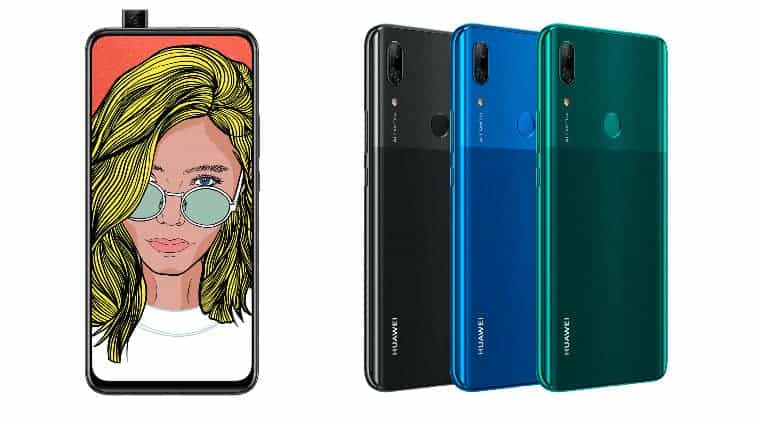Huawei p smart z هواوي بي سمارت زد