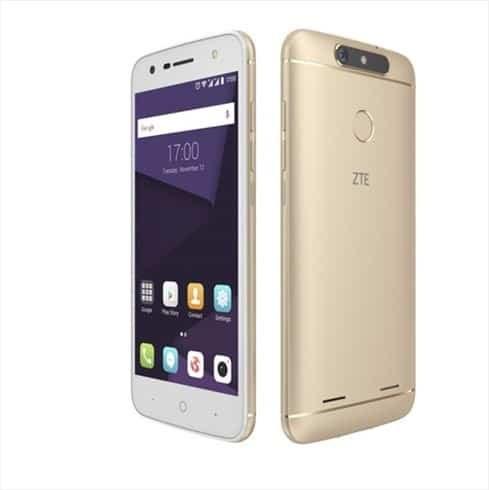 سعر ومواصفات هاتف ZTE Blade V8 Lite بالتفصيل