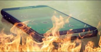 اسباب سخونة الهاتف اثناء الشحن :