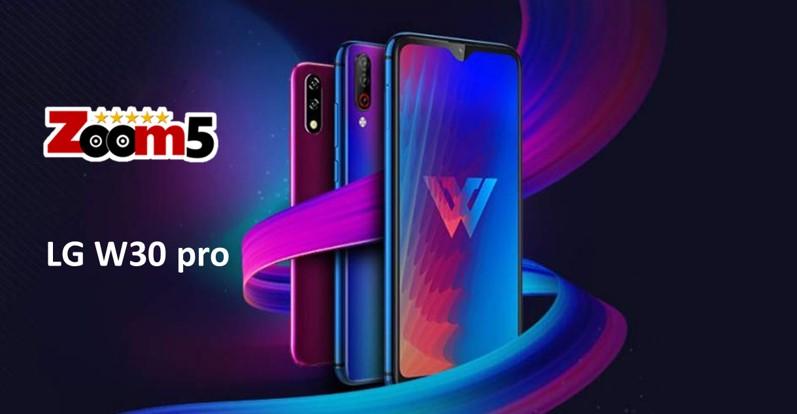 سعر و مواصفات LG W30 Pro إل جي دبليو 30 برو