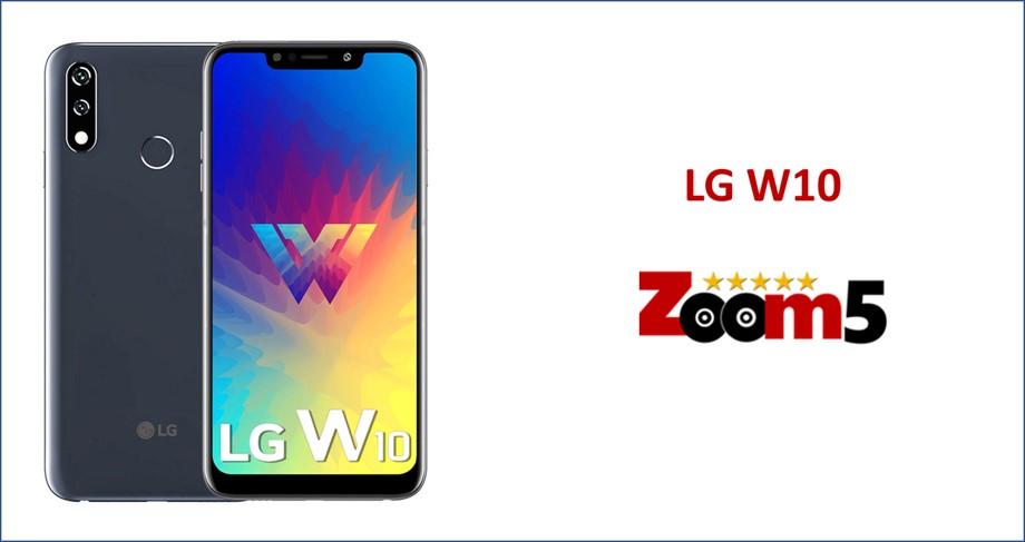 مواصفات هاتف LG W10