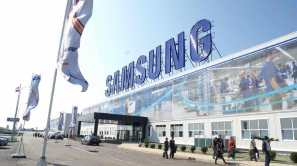 اخبار التقنيه سامسونج تغلق آخر مصنع هواتف لها في الصين :