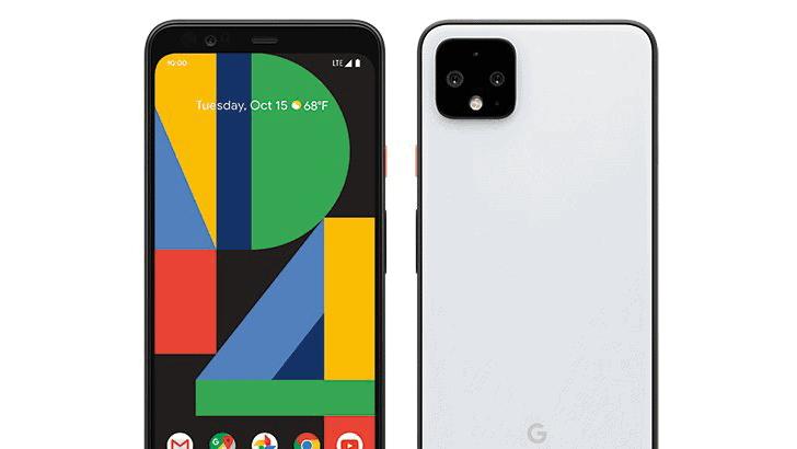 صور مسربة جديدة للهاتف Google Pixel 4 جوجل بكسل 4 :