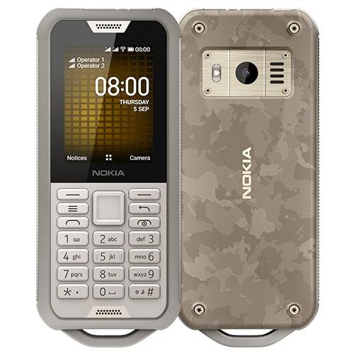 هاتف جديد للاستخدامات الشاقة من نوكيا مقاوم للسقوط من 2 متر ويتحمل درجة 20 تحت الصفر: