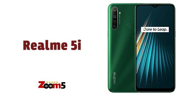 سعر ومواصفات هاتف ريلمي 5i Realme 5i
