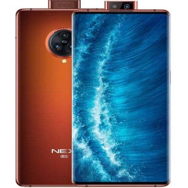 سعر ومواصفات هاتف vivo NEX 3S فيفو نيكس 3 اس
