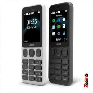 سعر ومواصفات هاتف Nokia 125 نوكيا 125 ومميزاتة وعيوبة
