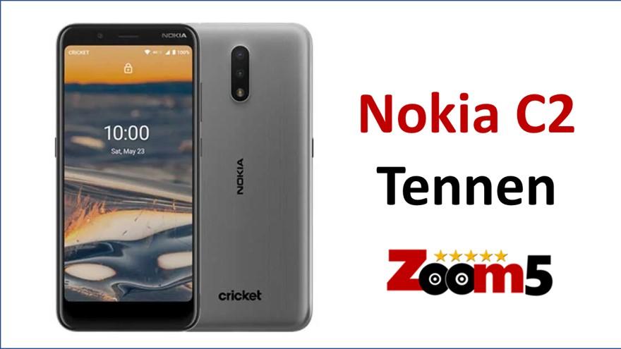 مواصفات هاتف Nokia C2 Tennen
