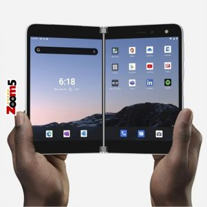 سعر ومواصفات هاتف Microsoft Surface Duo ومميزاتة