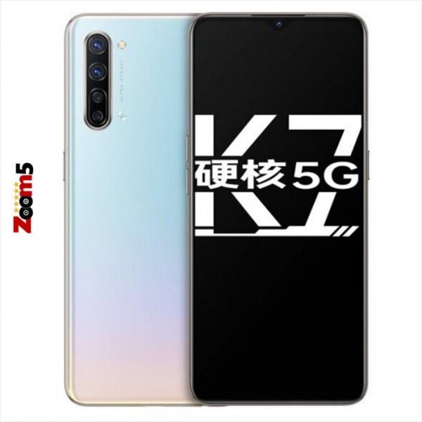 سعر ومواصفات هاتف Oppo K7 5G اوبو أيه 7 فايف جى