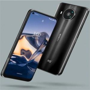 سعر ومواصفات موبايل Nokia 8 V 5G UW