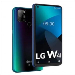 مواصفات LG W41 plus إل جي دبليو 41 بلس