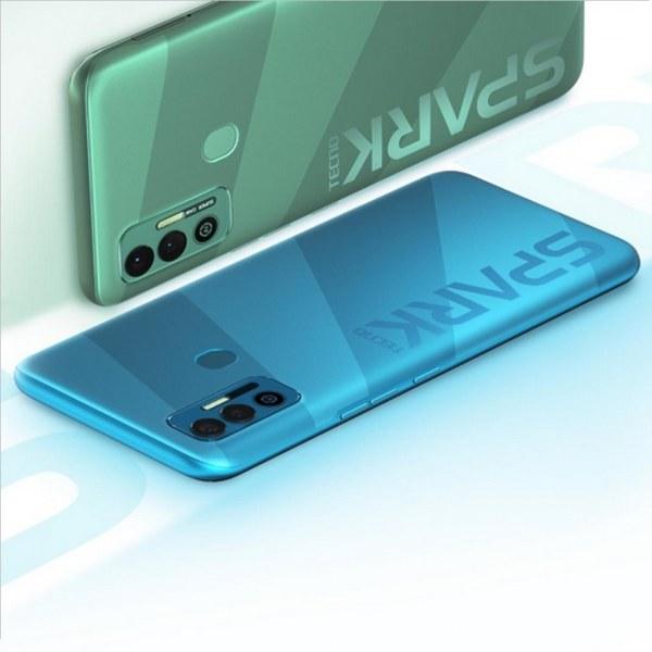 سعر ومواصفات هاتف Tecno Spark 7 ومميزاته