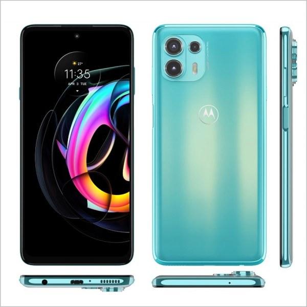 سعر ومواصفات هاتف Motorola Edge 20 Fusion ومميزاته