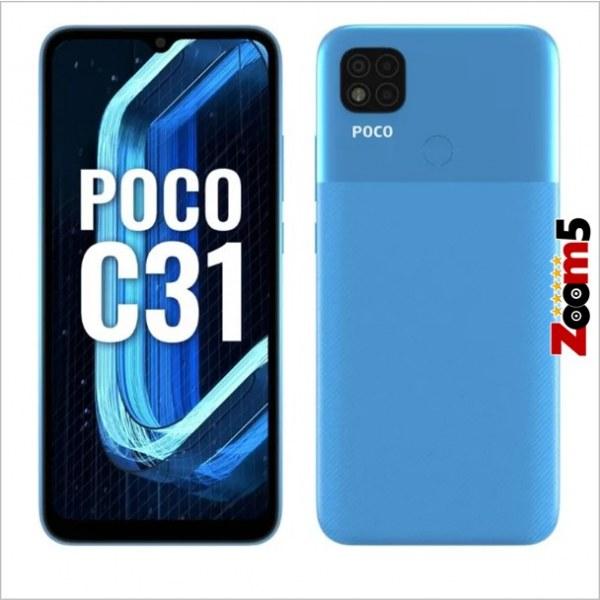 سعر ومواصفات هاتف Xiaomi Poco C31 بوكو سي 31