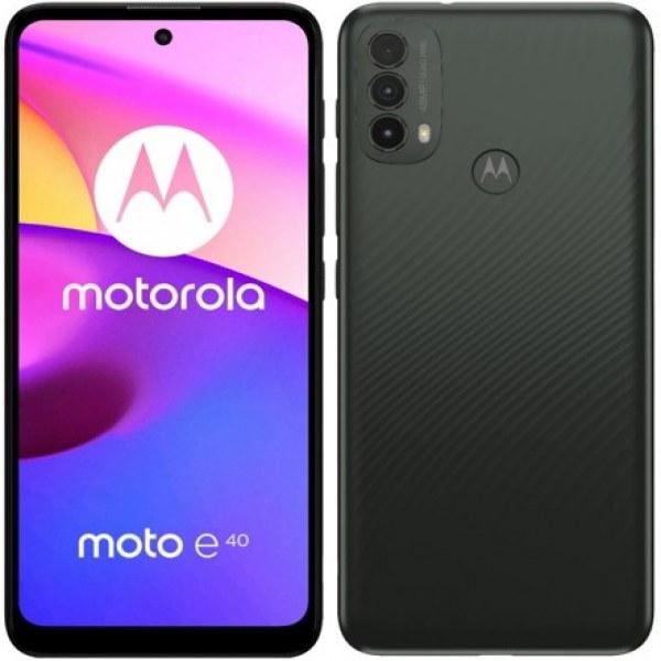 سعر ومواصفات هاتف Motorola Moto E40 ومميزاته